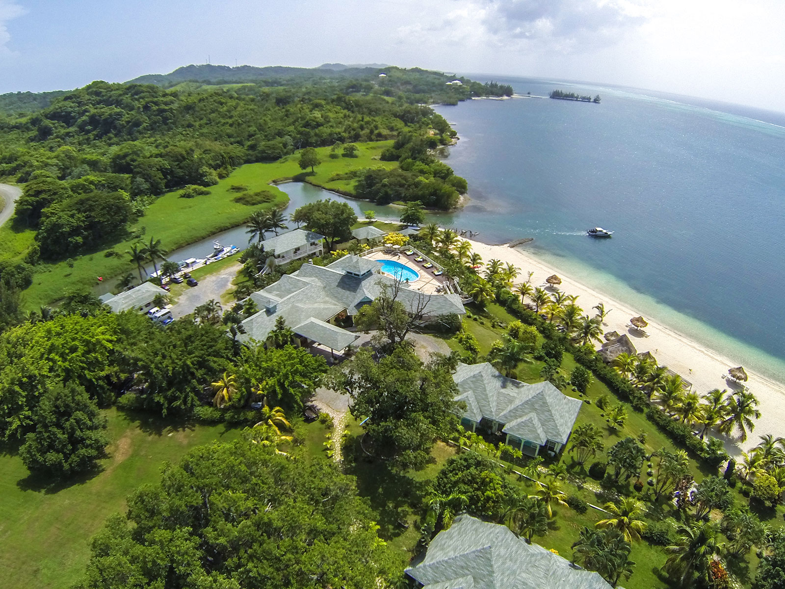 Turquoise Bay Arial